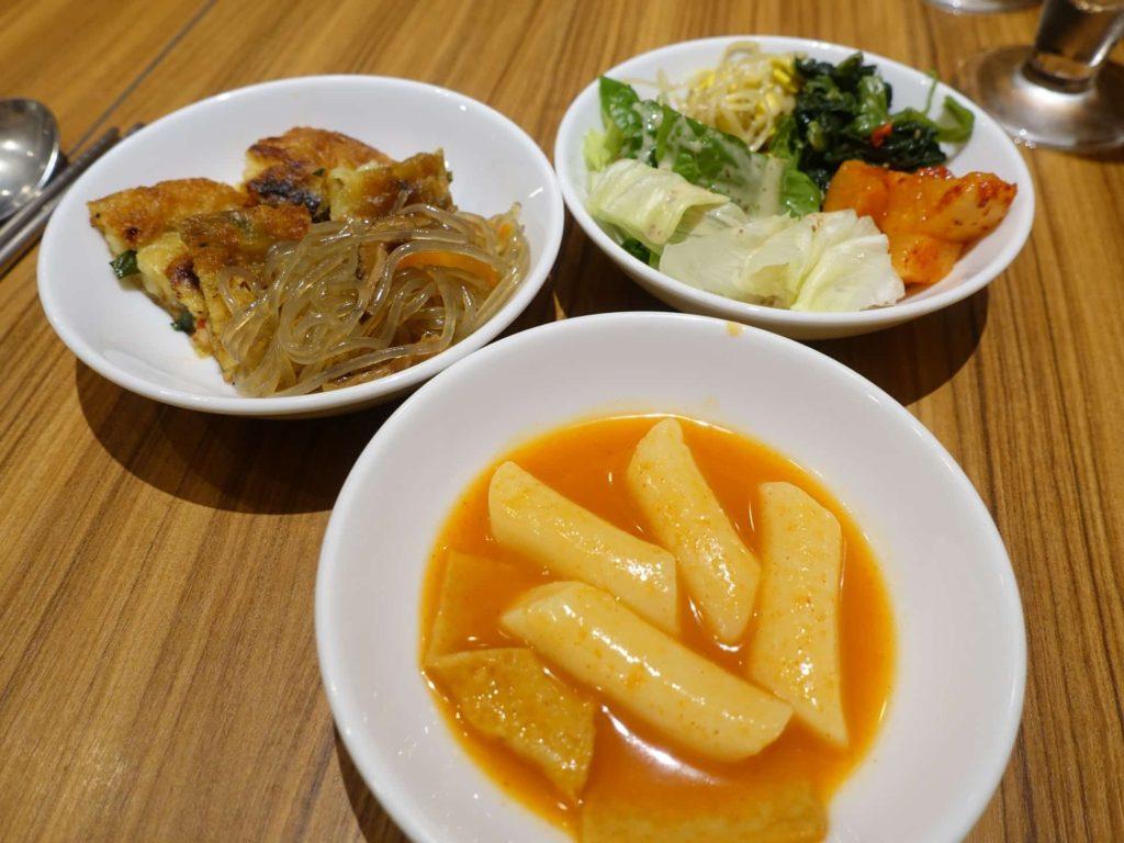 神戸 元町 韓辛DELI カンカンデリ ランチ 韓国料理 三宮 食べ放題 バイキング ビュッフェ