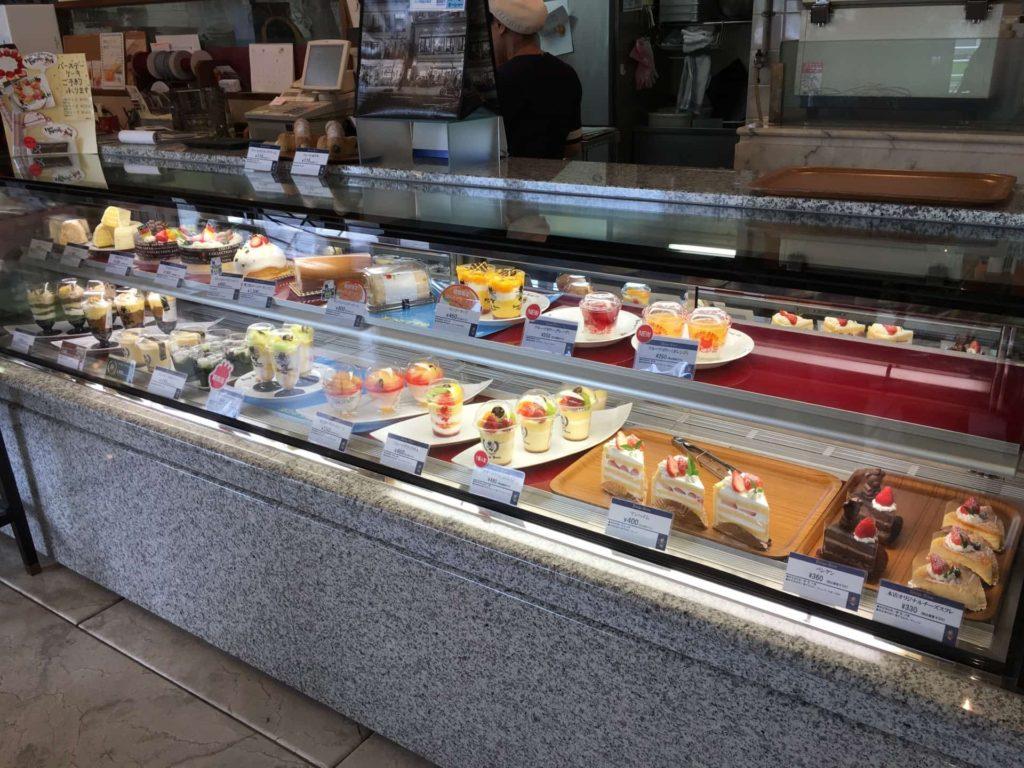 ケーニヒスクローネ 本店 ケーキ