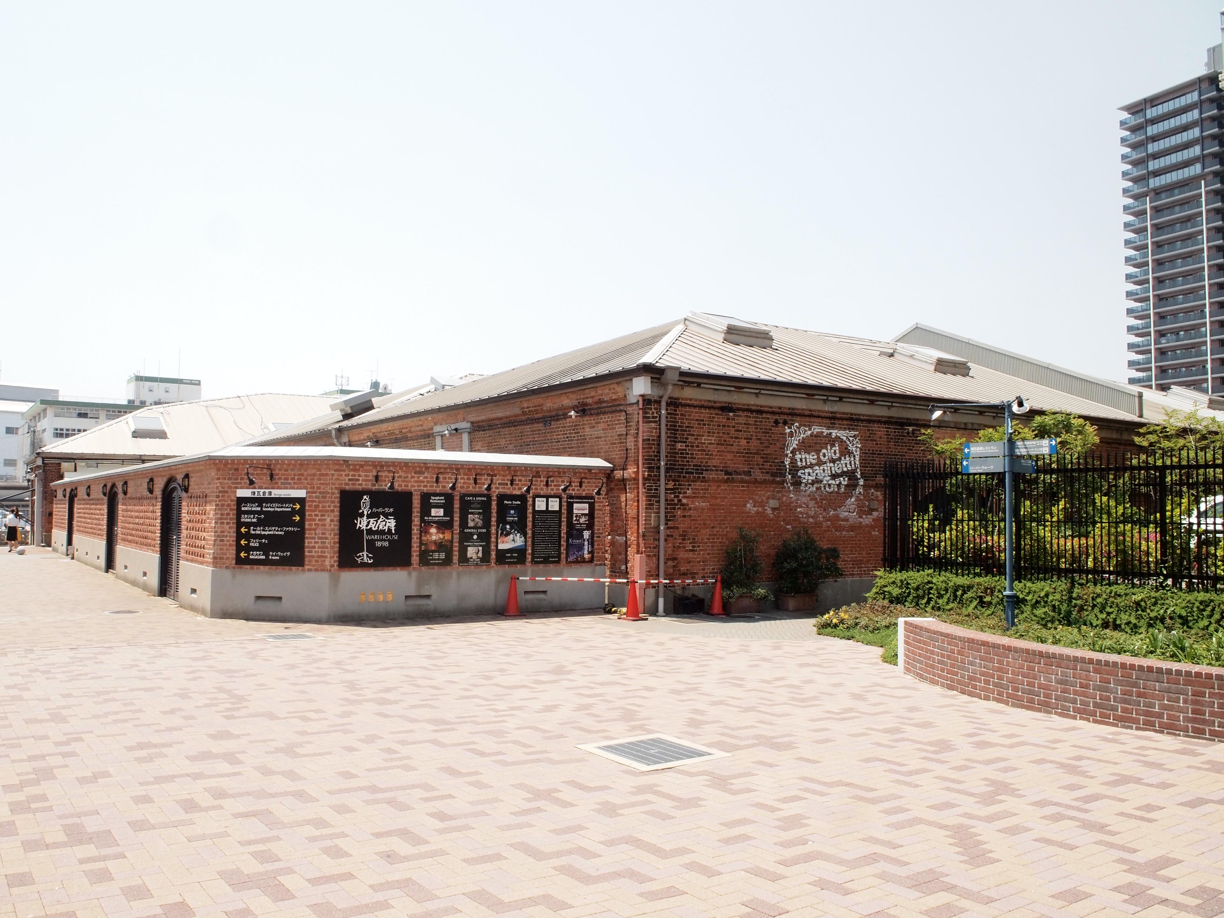 神戸 煉瓦倉庫 ハーバーランド カフェ パンケーキ RED BRICK 1898 レッドブリック 行き方 アクセス