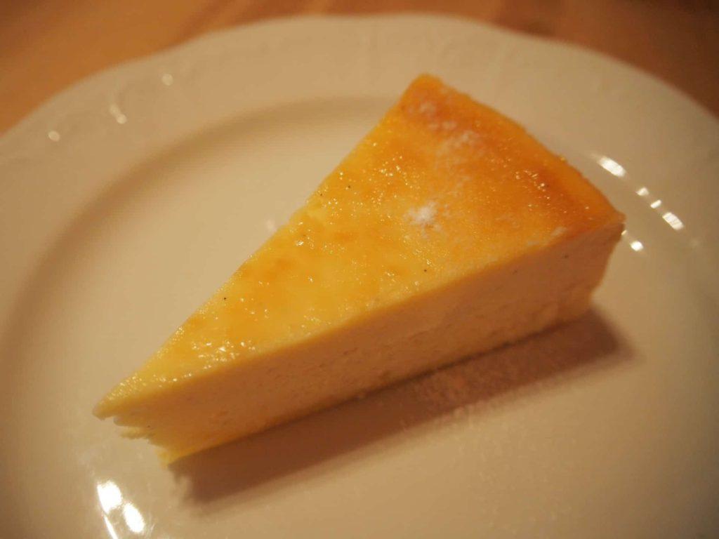 神戸 三宮 元町 ランチ ミラベル Mirabelle フレンチ メニュー スイーツ チーズケーキ