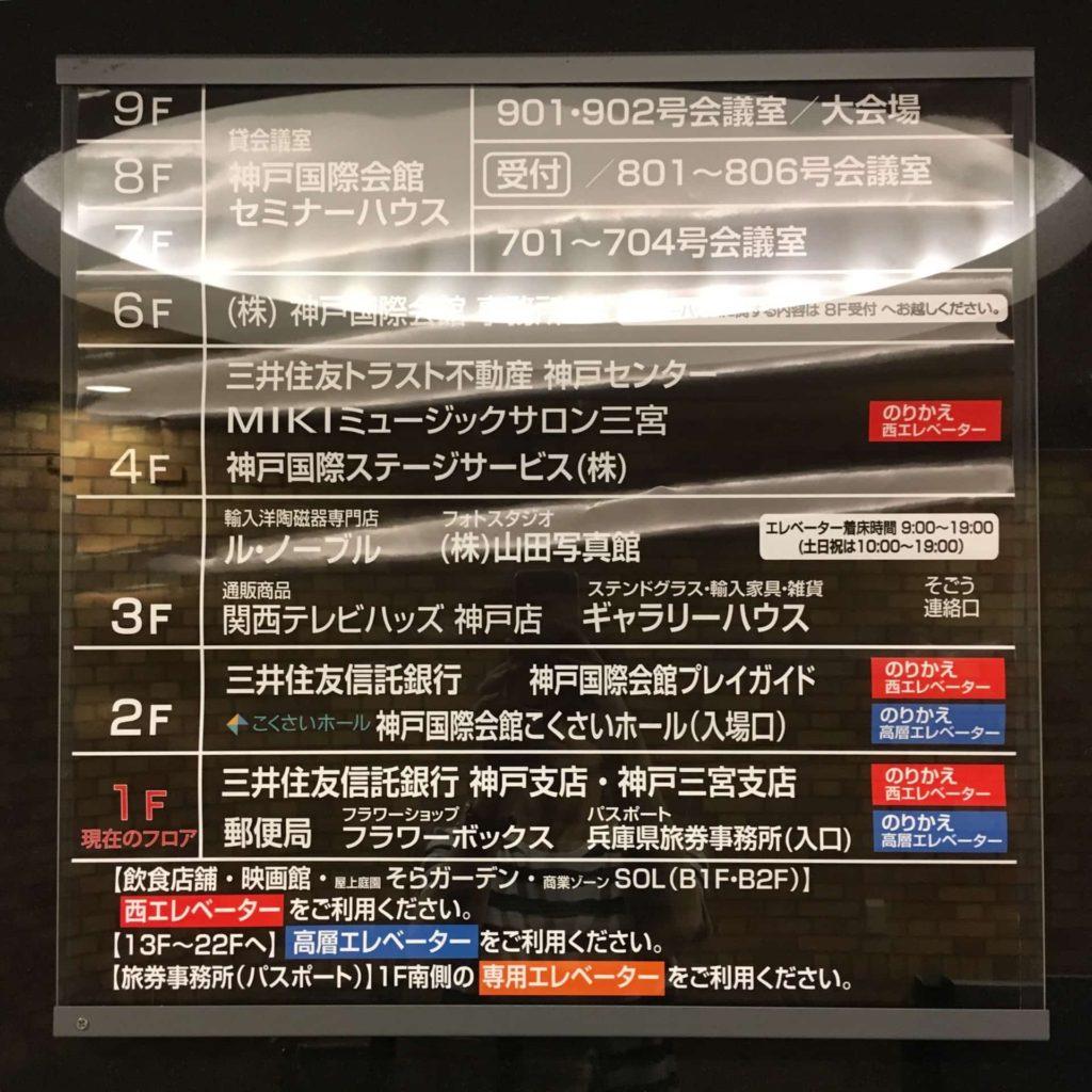 兵庫県旅券事務所 神戸 三宮 パスポート 申請 更新 時間 兵庫窓口 取り方 神戸国際会館 写真 場所