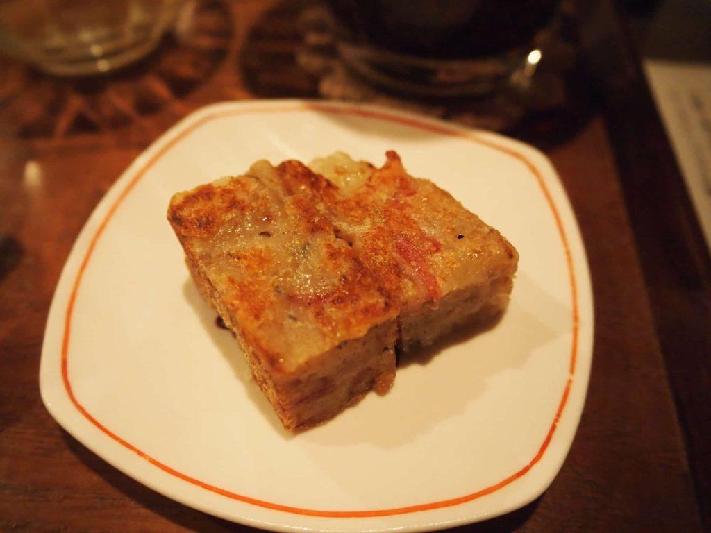 甜蜜蜜 ティムマッマッ 元町 ランチ 大根餅