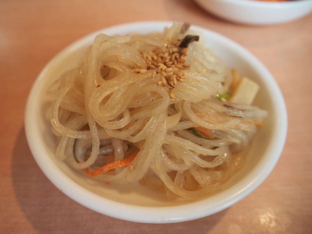 嘉門 芦屋コリアン亭 ランチ メニュー 値段 韓国料理 ナムル チャプチェ 惣菜