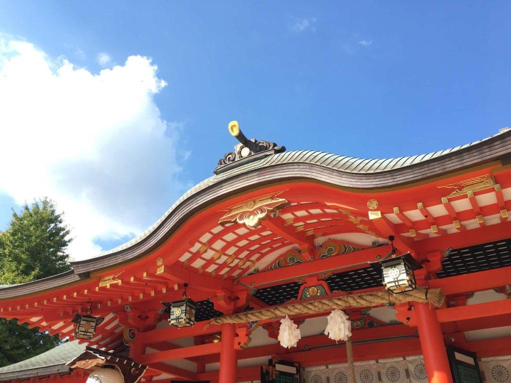 神戸 フォトジェニック 写真撮影 スポット おしゃれ インスタ映え 生田神社