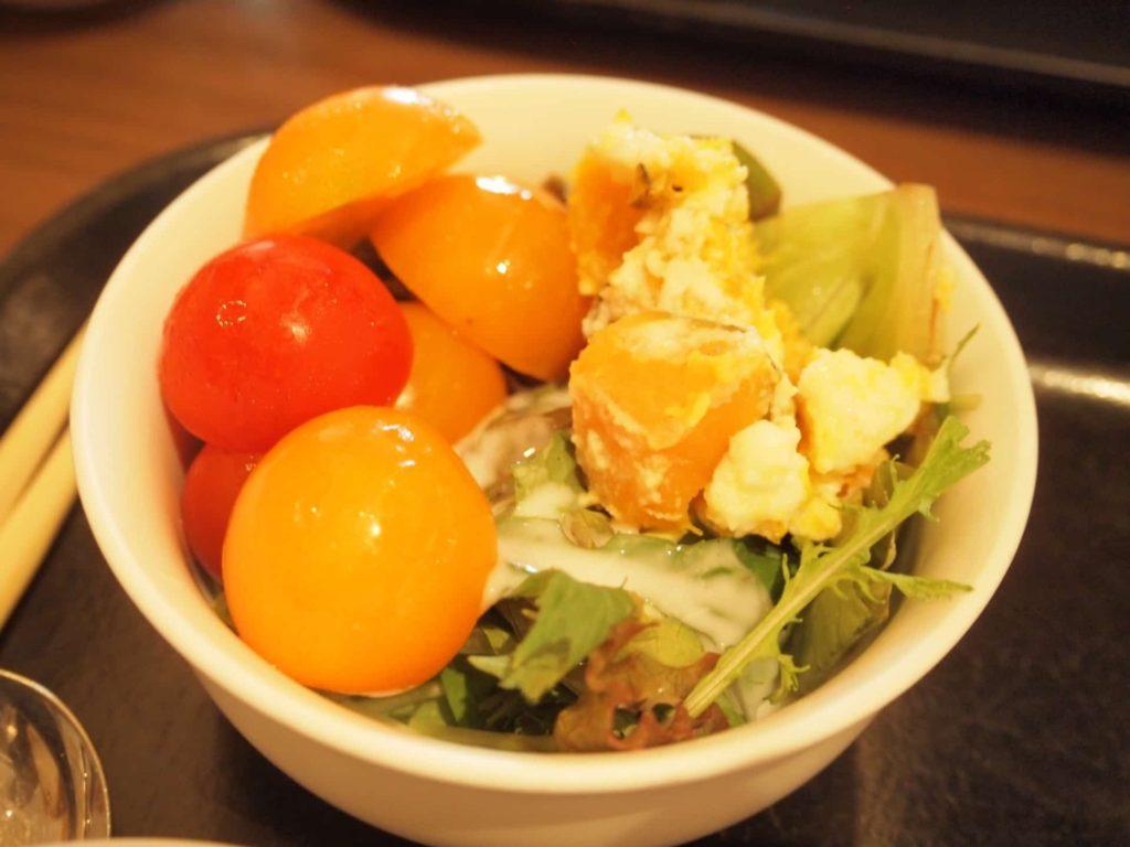 ボナトリーチェ ランチ 三宮 神戸 東遊園地 パン食べ放題 ビュッフェ バイキング サラダ食べ放題