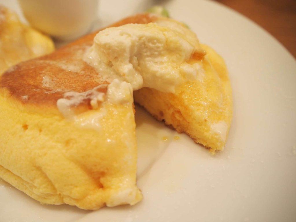 幸せのパンケーキ 神戸 三宮 メニュー