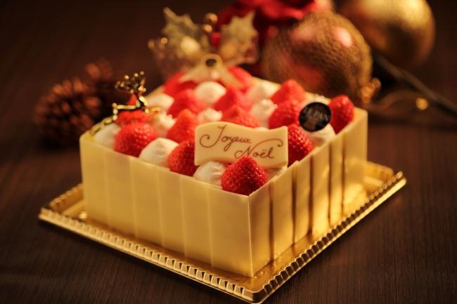 ホテル ラ・スイート神戸ハーバーランド クリスマスケーキ 2017年