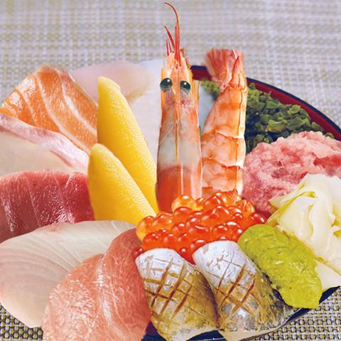 神戸 umie ウミエ ハーバーランド 魚魚彩 ととさい 海鮮丼 イオンスタイル