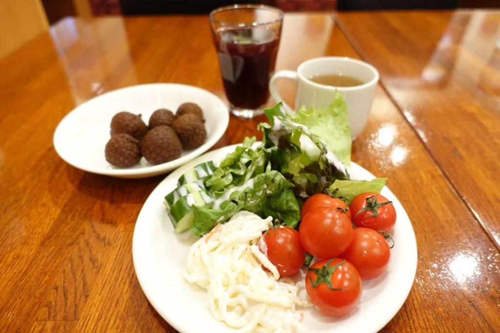 カプリチョーザ ピッツァ&ビュッフェ 三宮オーパ2店 神戸 ランチ 食べ放題