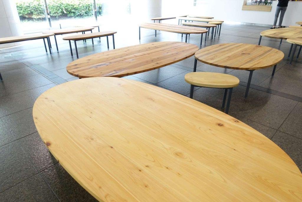 神戸 カフェ 神戸市役所 ロビー コーヒースタンド 萩原珈琲 127番地