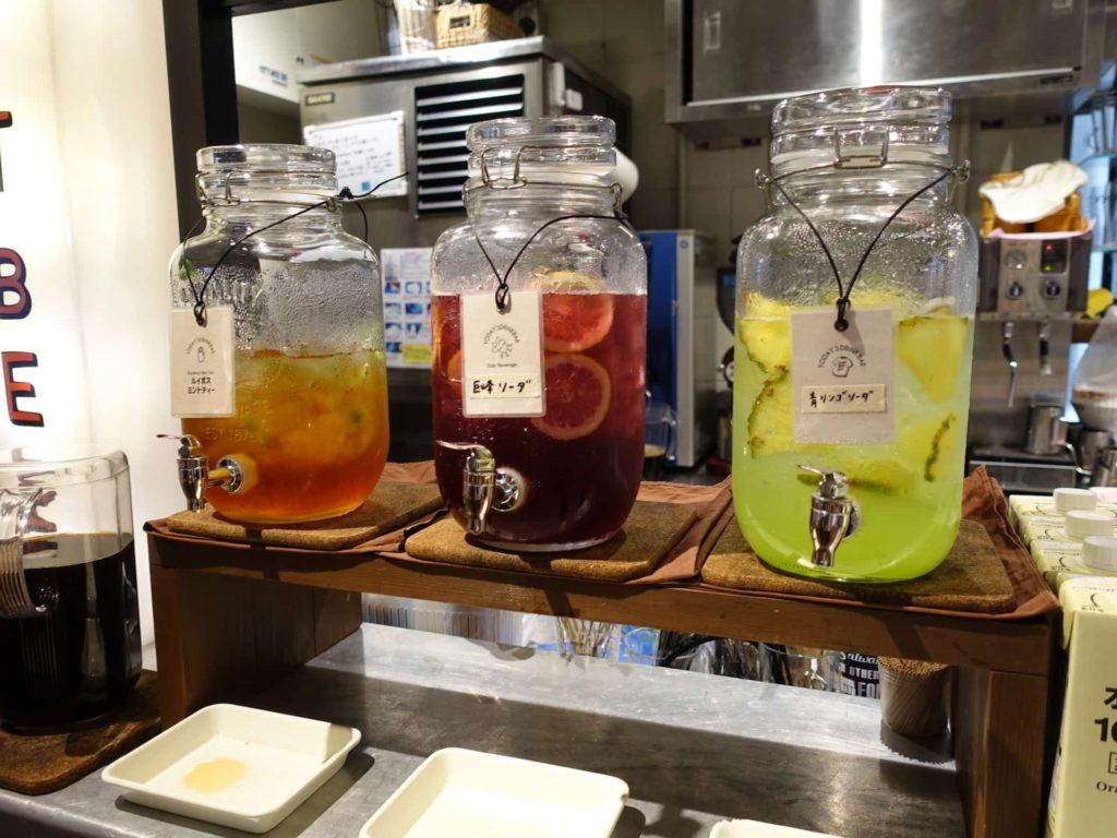 ニューラフレア ラフレア 神戸 三宮 元町 ランチ メニュー ドリンクバー ドリンク飲み放題 カフェ