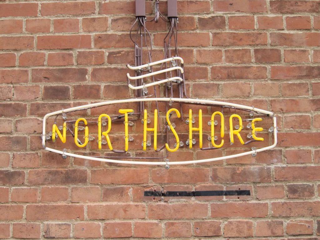 ノースショア NORTHSHORE KOBE 神戸 ランチ ハーバーランド フォトジェニック カフェ 煉瓦倉庫 テイクアウト