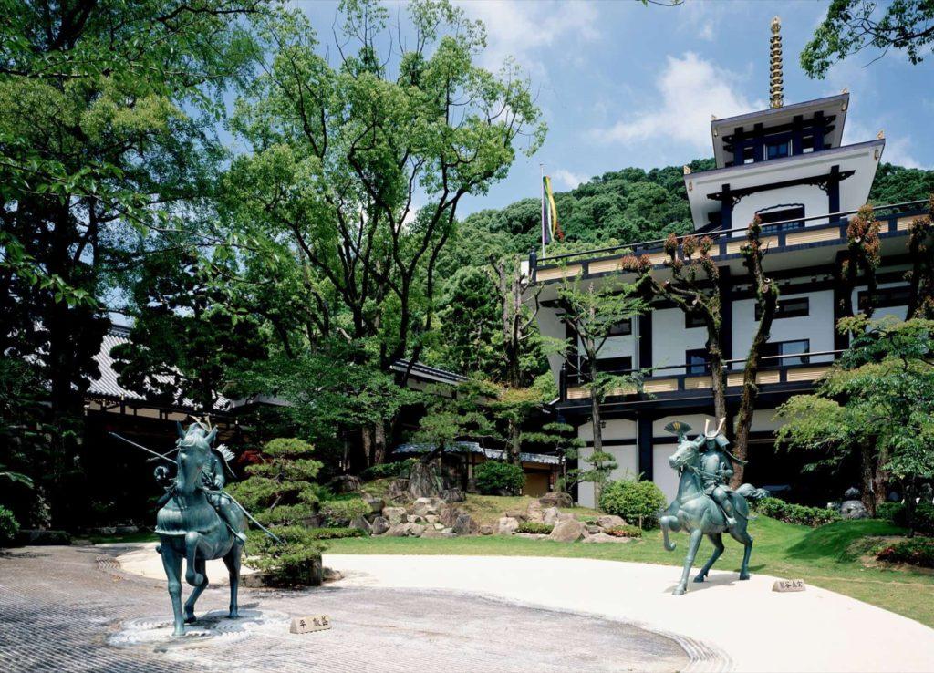 初詣 神戸 須磨寺 2020