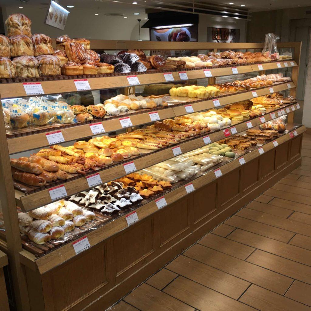 ポールボキューズ 大丸神戸店 神戸 食パン パン 種類