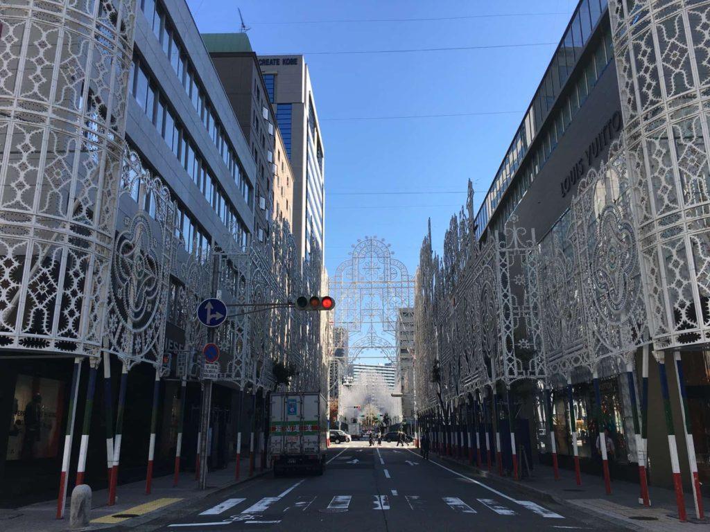 神戸ルミナリエ 2017 日程 場所 アクセス