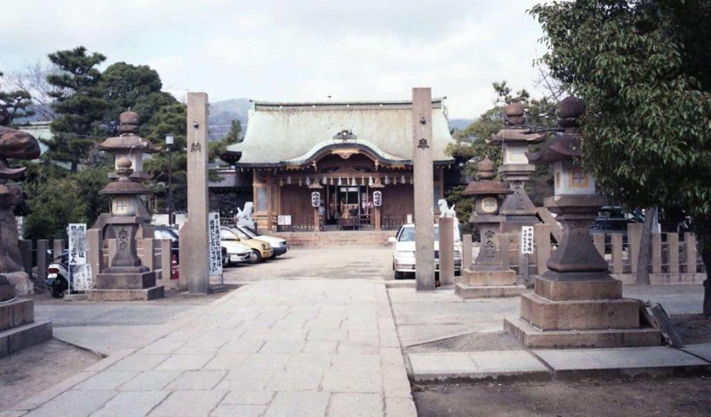 初詣 神戸 本住吉神社 2019