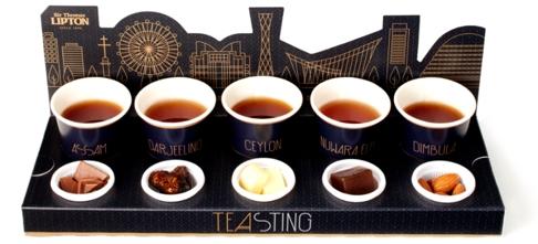神戸ティーフェスティバル 紅茶 イベント 2017年 12月 第2回 リプトン ティースティング