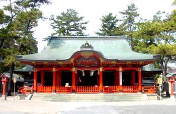 初詣 神戸 長田神社 2019