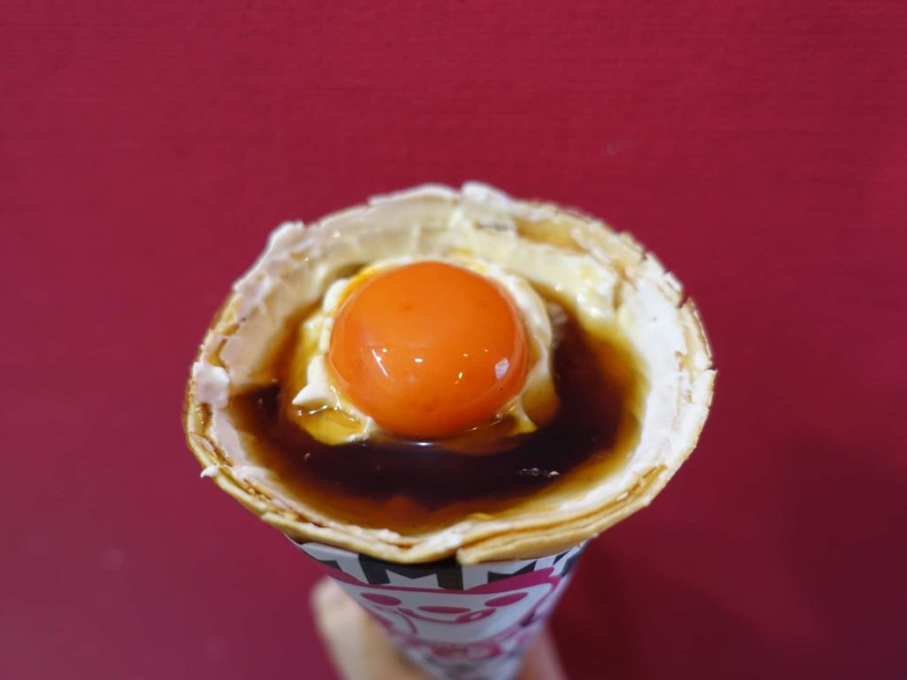 ヒステリックジャム 神戸元町本店 クレープ おすすめ 生プリン 生卵 値段
