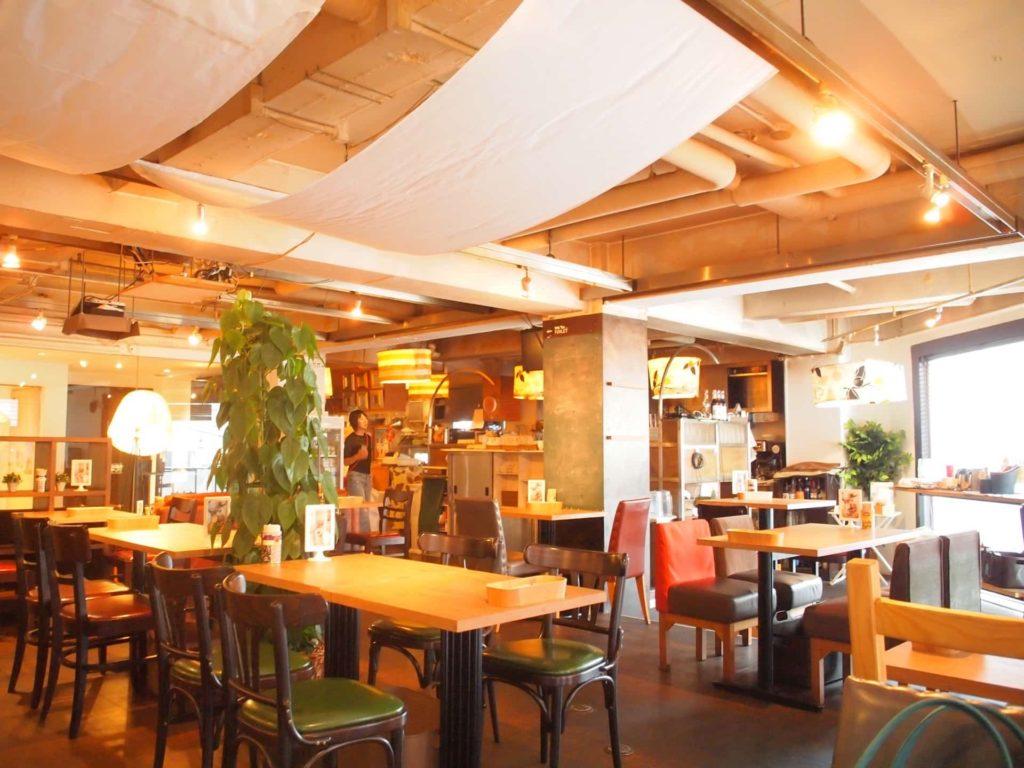 HANAZONO CAFE ハナゾノカフェ 神戸 三宮 元町 トアウエスト