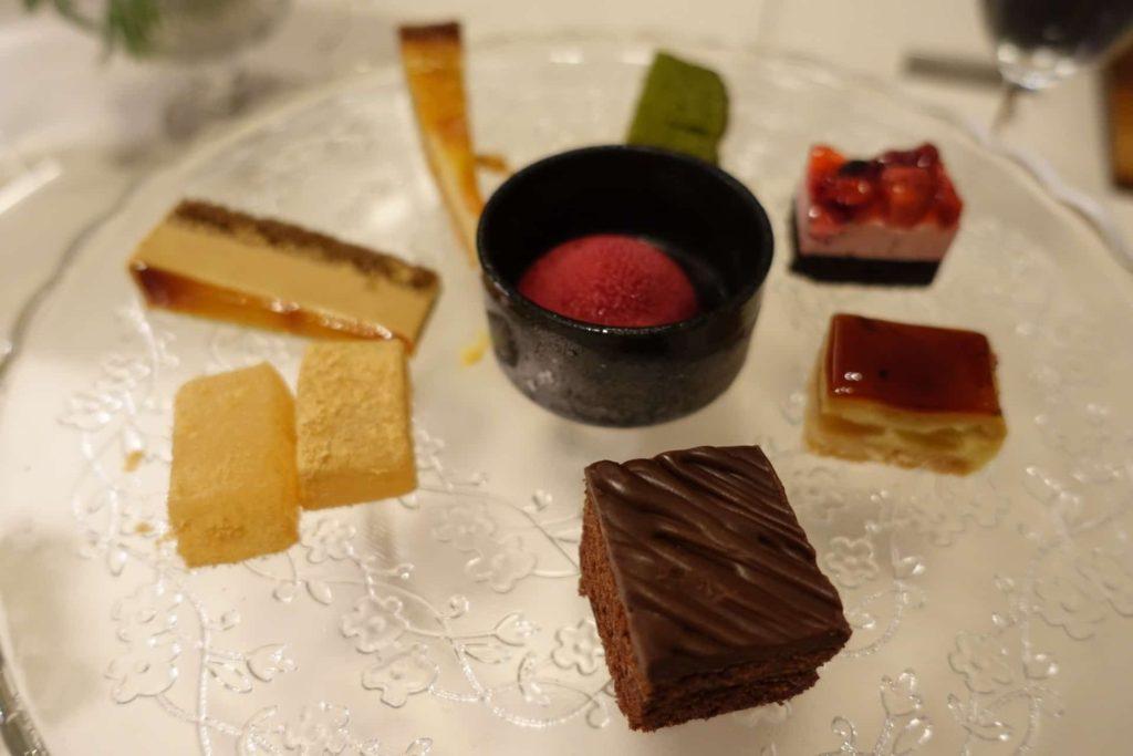 レニージョエル 神戸 メニュー コース 一休 レストラン 予約 ランチ ディナー ブログ スイーツ デザート サプライズ