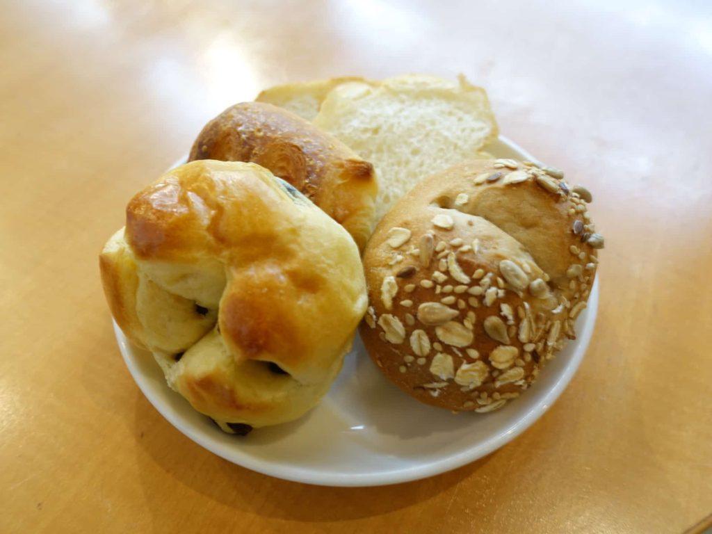 ぺペオリオ ランチ メニュー パン食べ放題