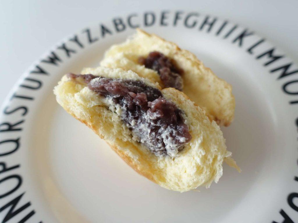 八天堂 三宮店 JR三ノ宮店 くりーむパン クリームパン 値段 メニュー あんバター