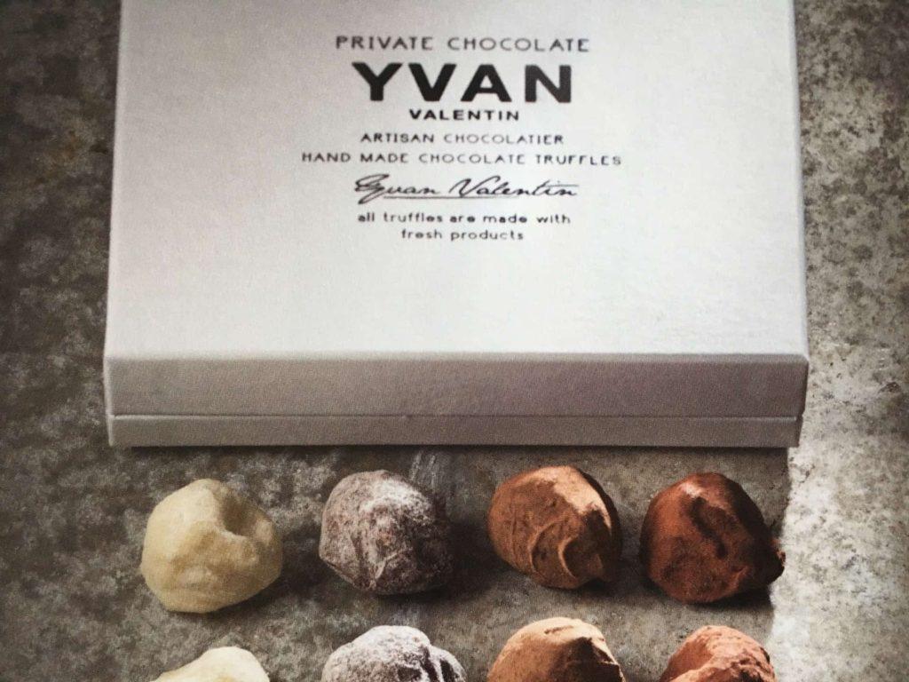 大丸神戸店 バレンタイン 2018年 チョコレート チョコ イベント 催事 フェア ショコラプロムナード 出店 一覧 YVAN イヴァン