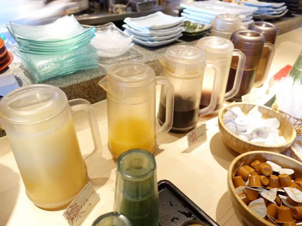燦 神戸 三宮 神戸交通センタービル ランチ バイキング ビュッフェ 食べ放題 ドリンク 飲み放題