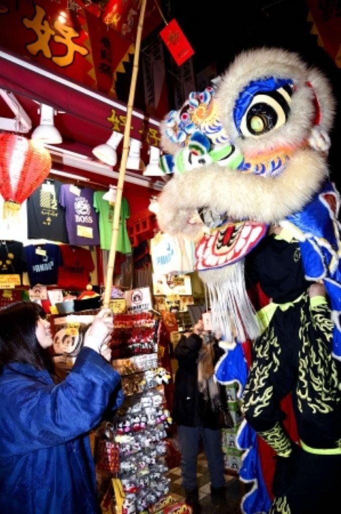 神戸 南京町 春節祭 とは 2018年 開催 イベント 中華街