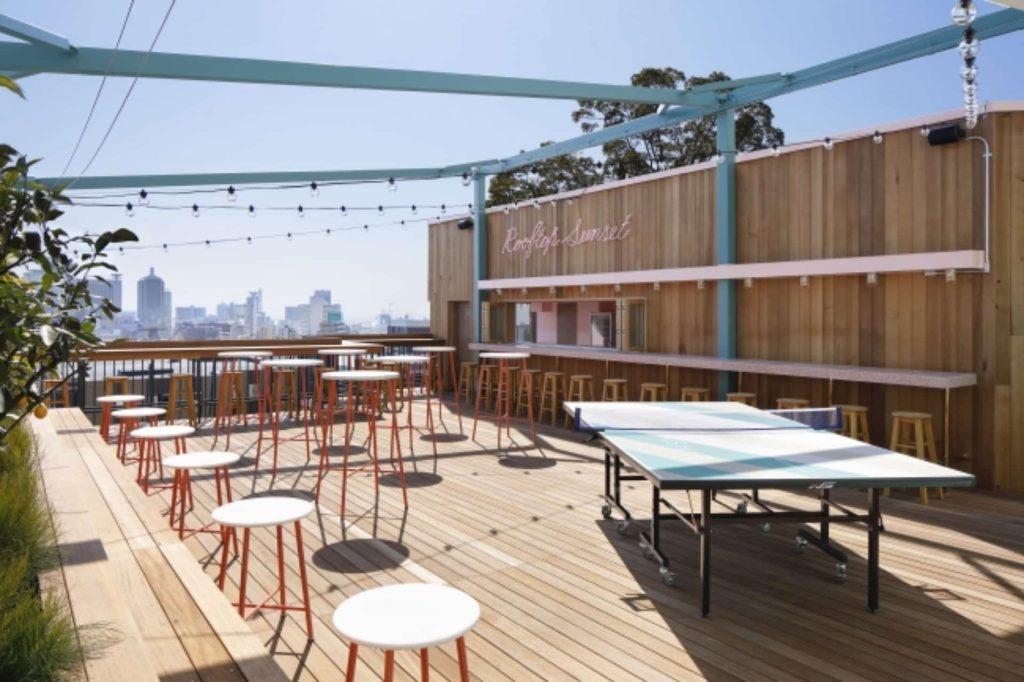 神戸 北野クラブ HOTEL KITANO CLUB オープン 結婚式 ウエディング ウェディング 披露宴 ルーフトップ