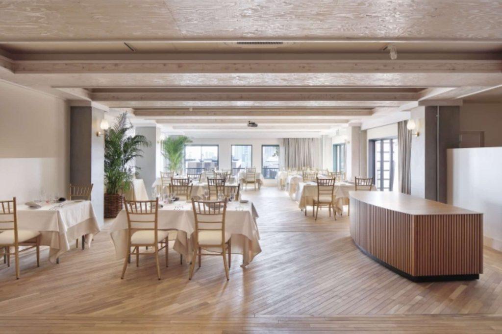 神戸 北野クラブ HOTEL KITANO CLUB オープン 結婚式 ウエディング ウェディング 披露宴 ダイニング