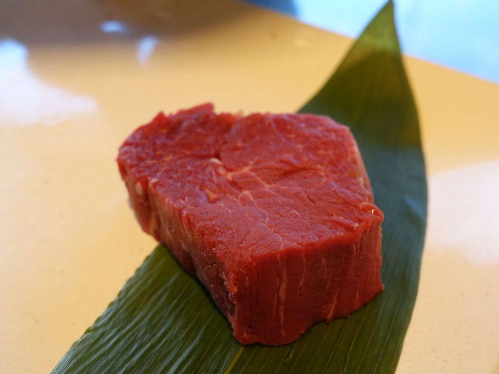 ステーキハウス ZEN 神戸 三宮 ランチ メニュー ステーキ 国産牛