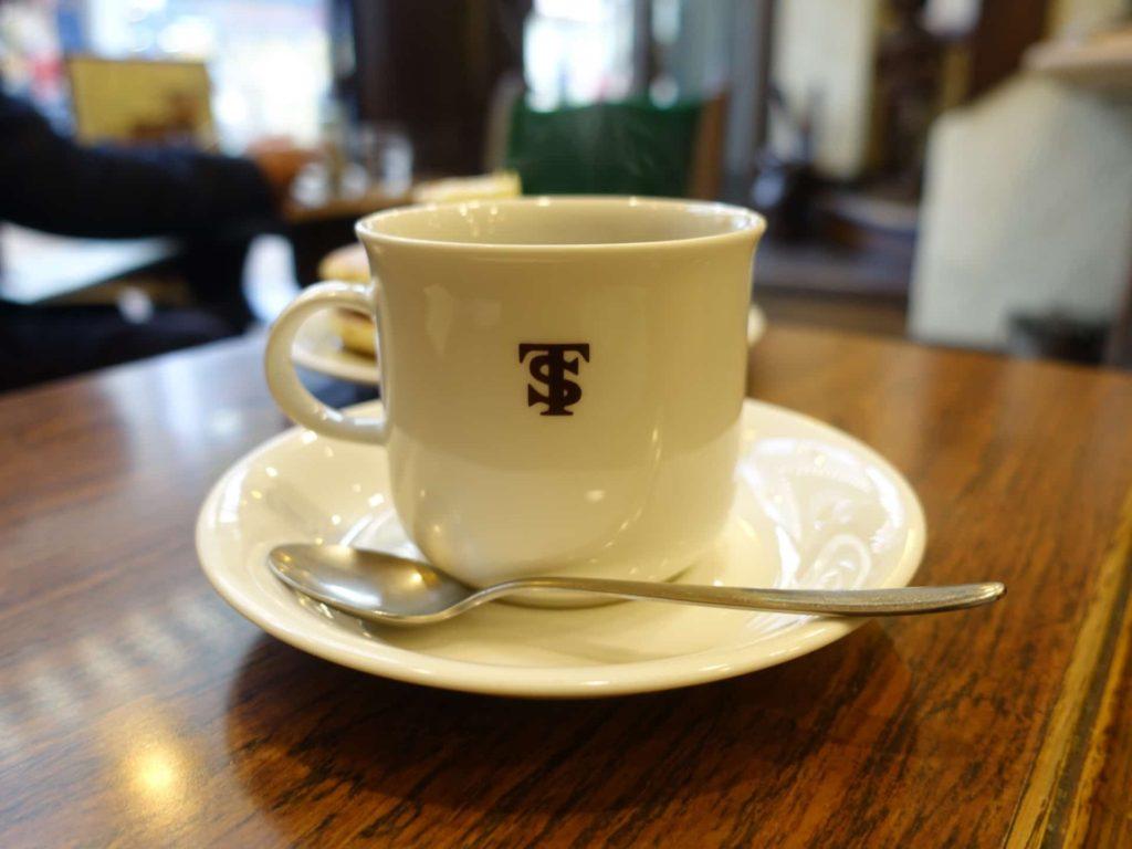 元町サントス 神戸 喫茶店 レトロ 純喫茶 ホットケーキ コーヒー