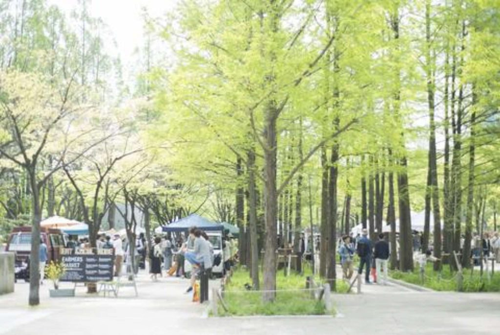 ファーマーズマーケット 神戸 2019 開催日 6月 7月 8月 9月 EAT LOCAL KOBE FARMERS MARKET 開催場所 東遊園地