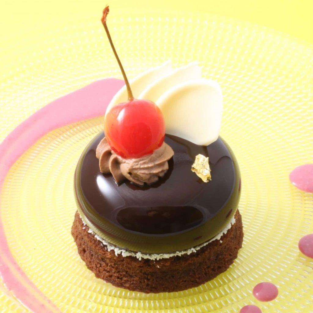 アンテノール 神戸 季節限定 ケーキ チェリー ショコラ ジャスミンの花の香り