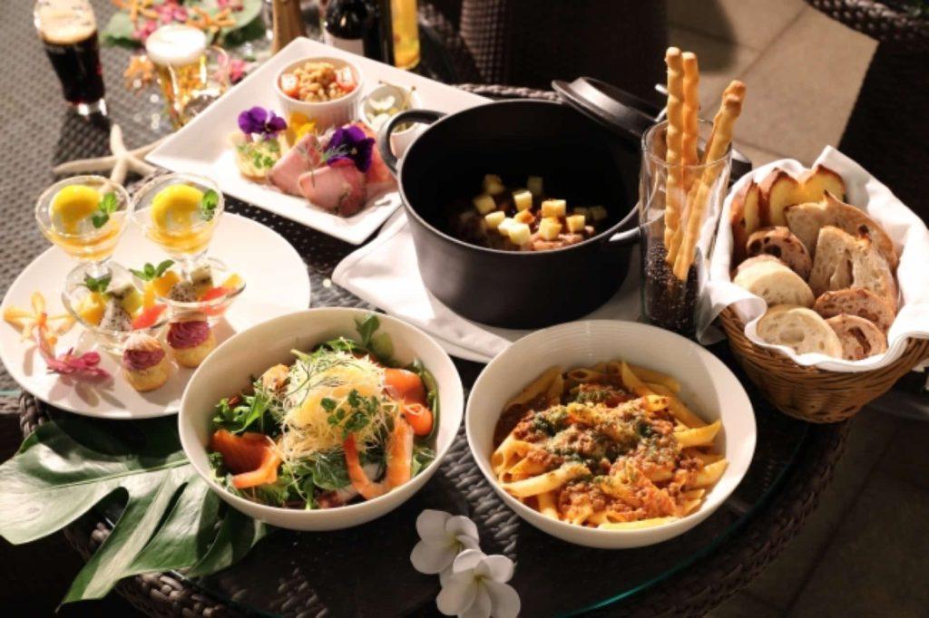 ホテル ラ・スイート神戸ハーバーランド ラスイート神戸 2018 ビアガーデン 値段 プラン