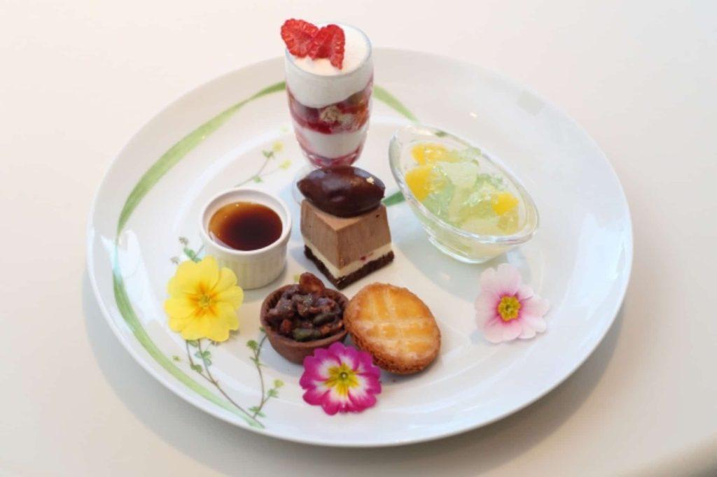 ラスイート神戸 ホテル ラ・スイート神戸ハーバーランド アフタヌーンティー ダイエット 低糖質 2018 値段