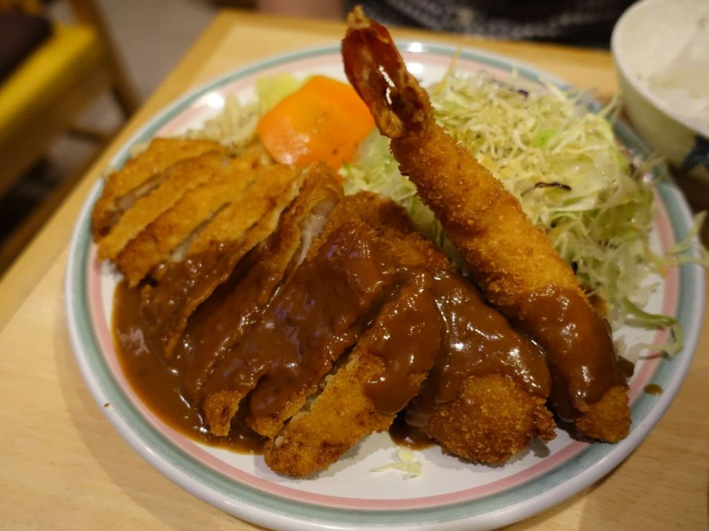 洋食屋 双平 そうへい SO-HEY 神戸 三宮 元町 洋食 ランチ エビフライ メニュー 値段