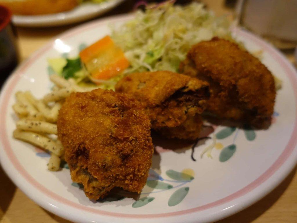 洋食屋 双平 そうへい SO-HEY 神戸 三宮 元町 洋食 ランチ カキフライ メニュー 値段