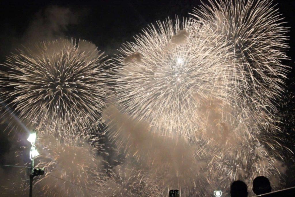2019 神戸 花火大会 みなとこうべ海上花火大会 打ち上げ数