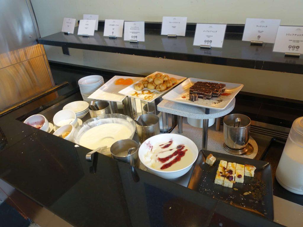 神戸メリケンパークオリエンタルホテル サンタモニカの風 朝食 バイキング ビュッフェ 食べ放題 メニュー