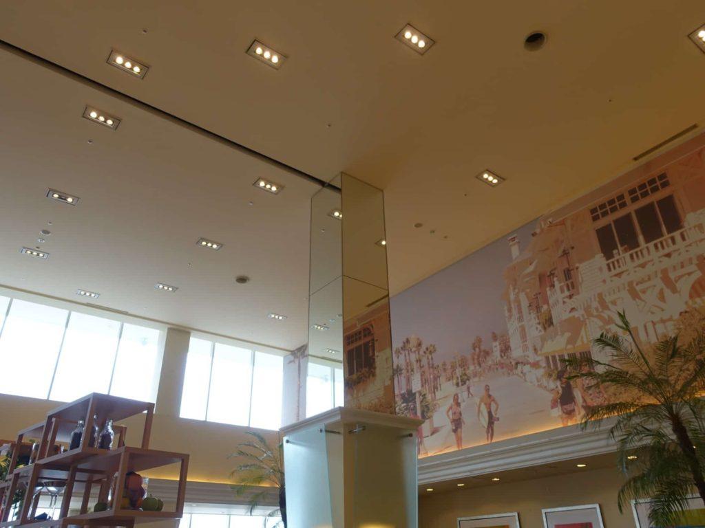 神戸メリケンパークオリエンタルホテル サンタモニカの風 朝食 バイキング ビュッフェ 食べ放題 店内