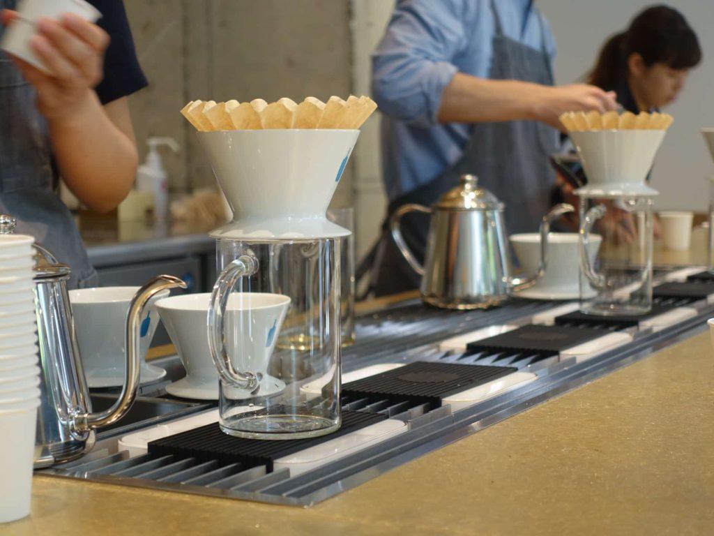 ブルーボトルコーヒー 神戸 元町 三宮 神戸カフェ
