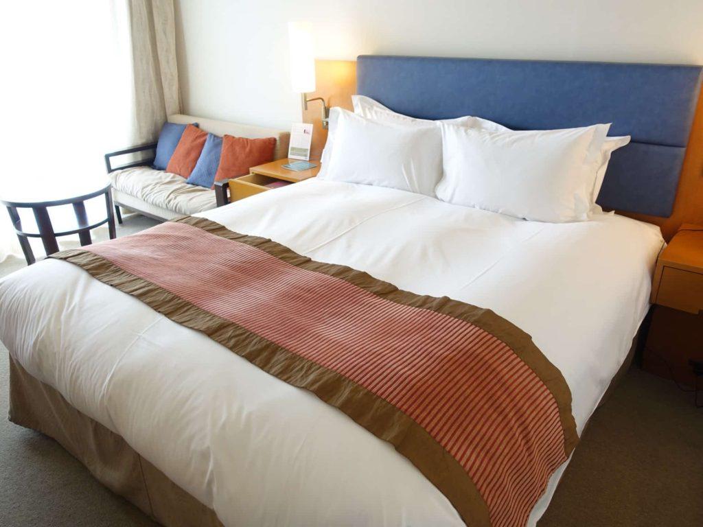 神戸 メリケンパーク オリエンタルホテル ダブル スーペリアダブル 宿泊記 口コミ レビュー ブログ