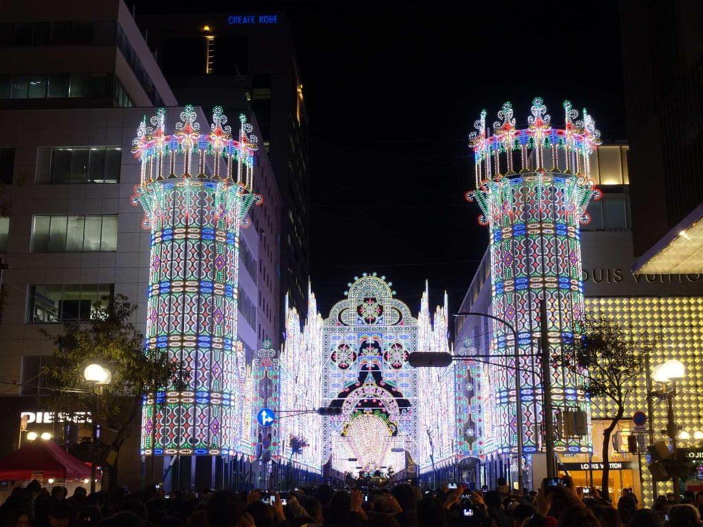 神戸 ルミナリエ 2018 開催 期間 日程 場所 アクセス 時間 開催期間