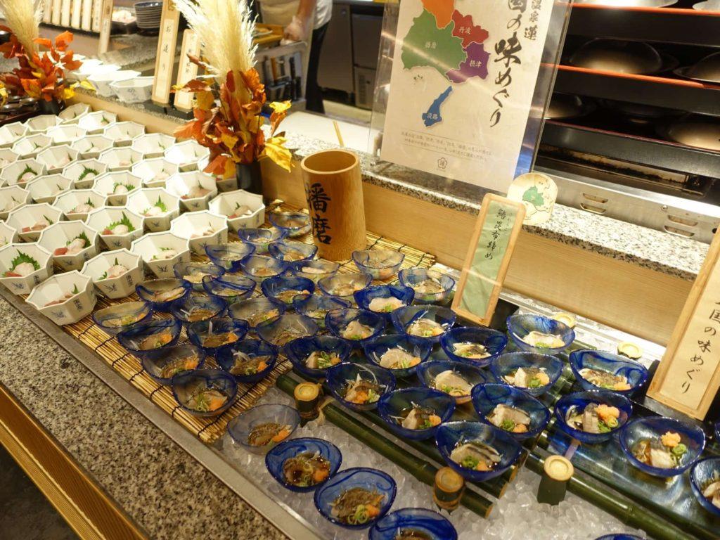 神戸 みなと温泉 蓮 万蓮 夕食 バイキング 食べ放題 ビュッフェ 食事 神戸みなと温泉蓮 レストラン