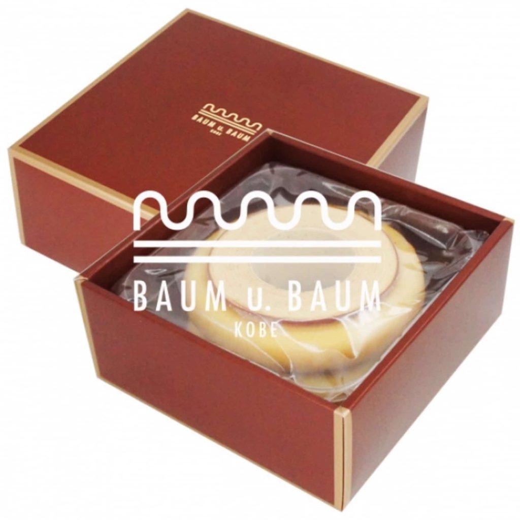 バウムクーヘン 神戸 六甲道 BAUM u. BAUM バウムウントバウム バームクーヘン専門店 通販