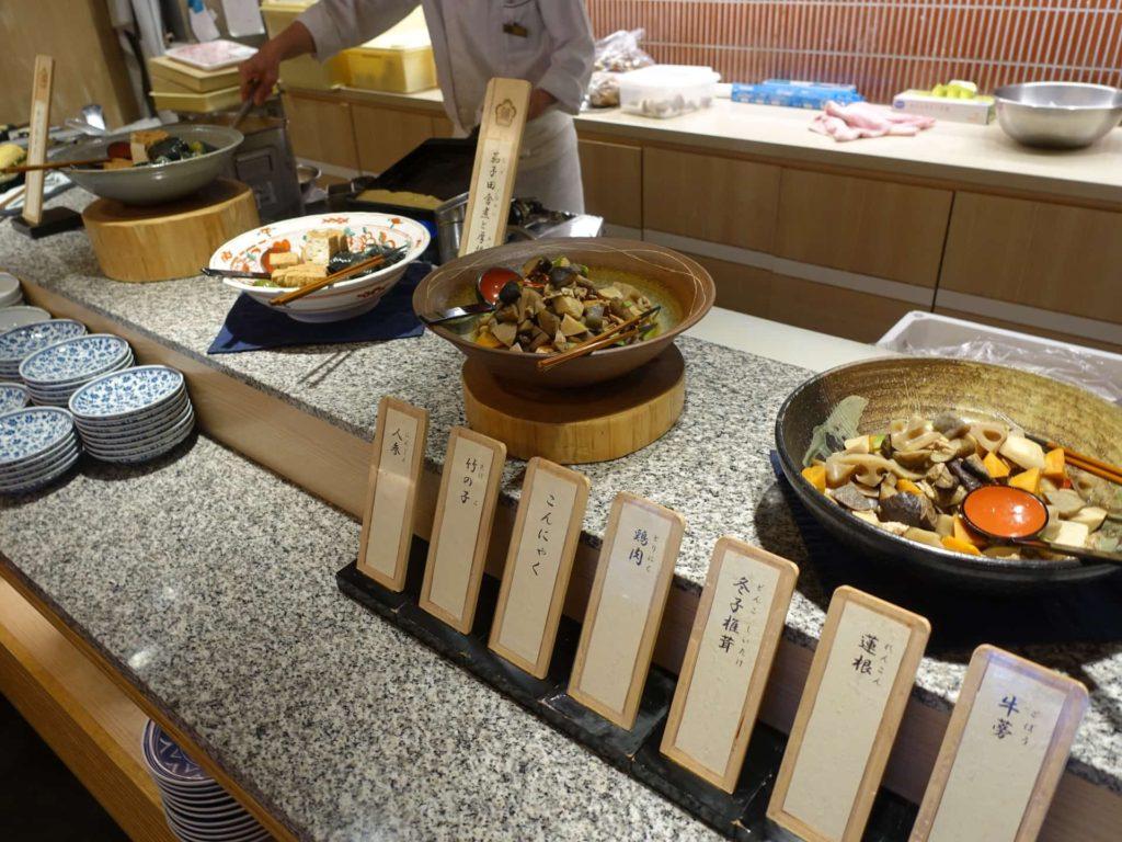 神戸 みなと温泉 蓮 万蓮 朝食 バイキング 食べ放題 ビュッフェ 食事 神戸みなと温泉蓮 レストラン