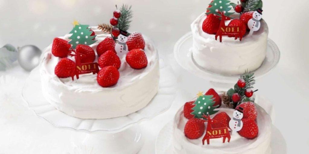 ア・ラ・カンパーニュ アラカンパーニュ クリスマスケーキ 2018 タルト